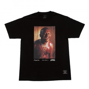 Camiseta Abram Alas Djonga Preta