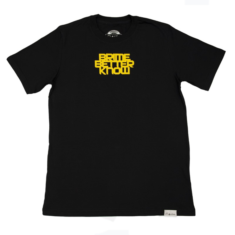 Camiseta Brime Better Know Preta
