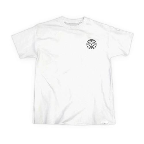 Camiseta Bueiro Branca