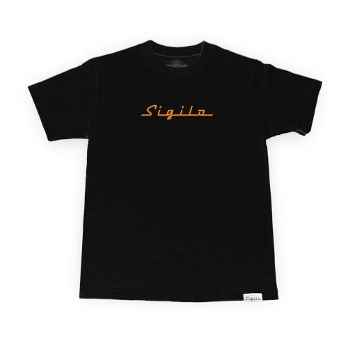 Camiseta Sigilo Preta
