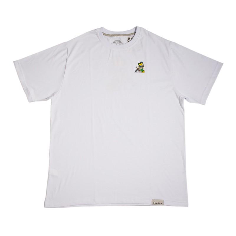 Camiseta Mantenha o Sigilo Zé Branca