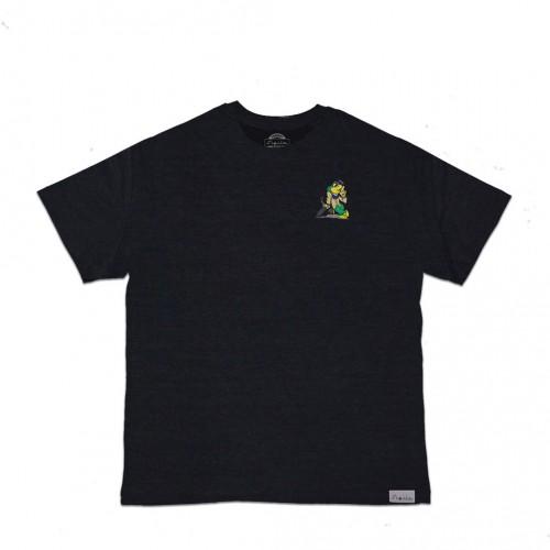 Camiseta Mantenha o Sigilo Zé Preta