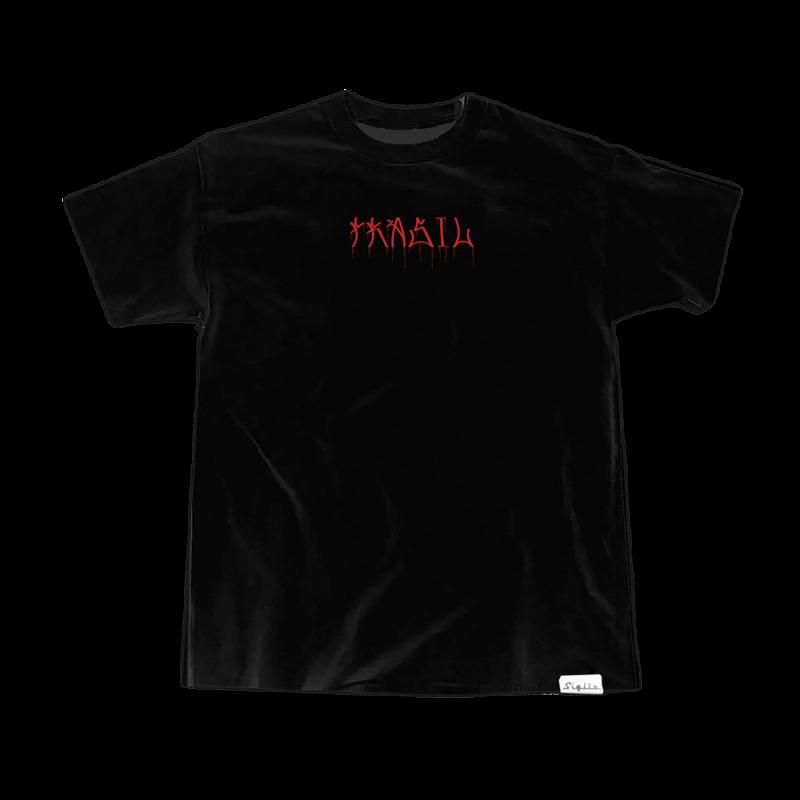 Camiseta Prasil Preta
