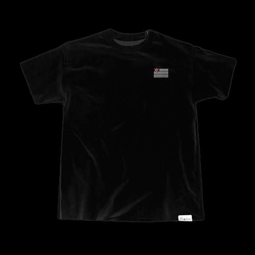 Camiseta Sangria Preta