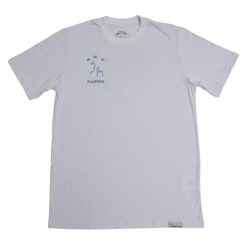 Camiseta Say Nuttin Branca