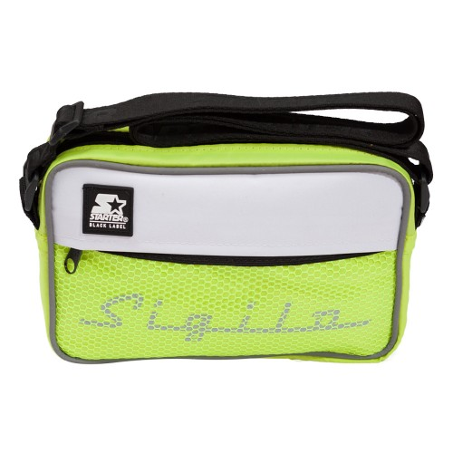 Shoulder Bag Sigilo x Starter Amarelo Fluorescente
