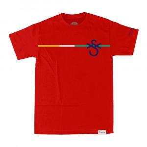 Camiseta Sigilo Color Equality Vermelha