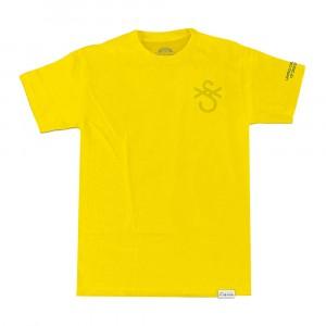Camiseta Sigilo Duo Icon Amarela